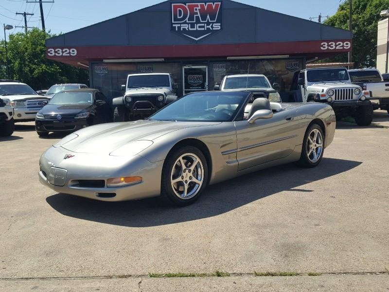 Chevrolet Corvette 2001 price $17,948