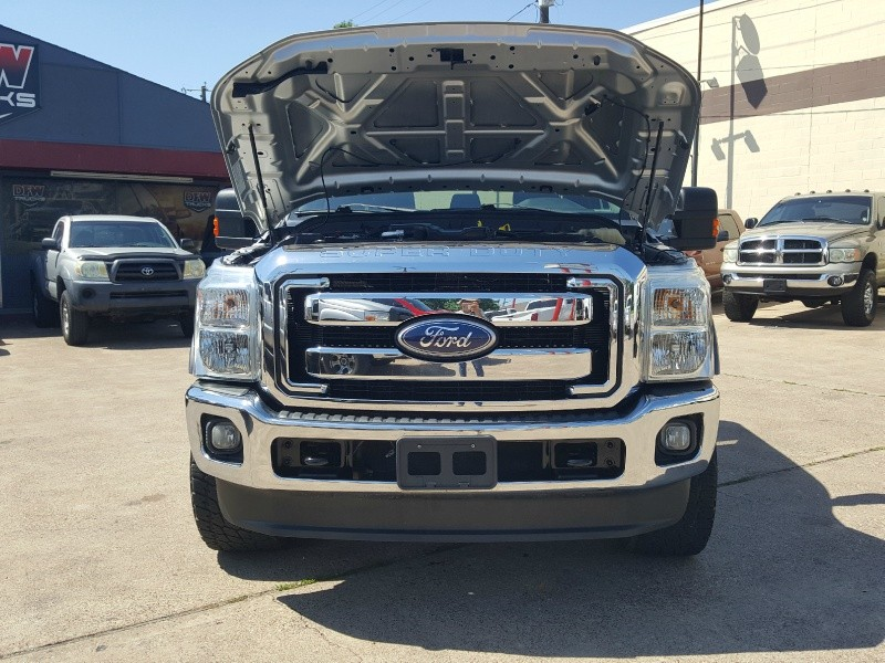 Ford F-250SD 2011 price $27,978