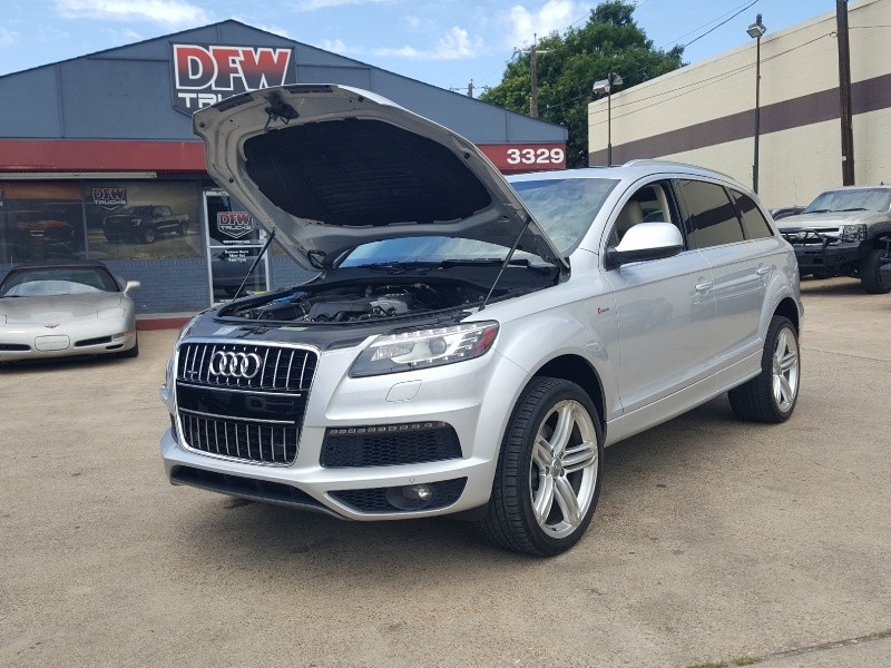 Audi Q7 2014 price Call for Pricing