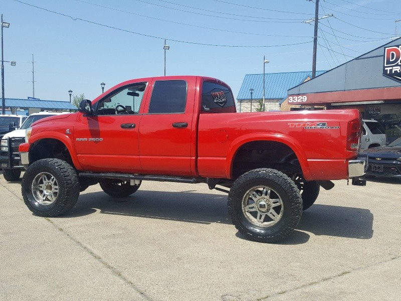 Dodge Ram 2500 2006 price $22,824
