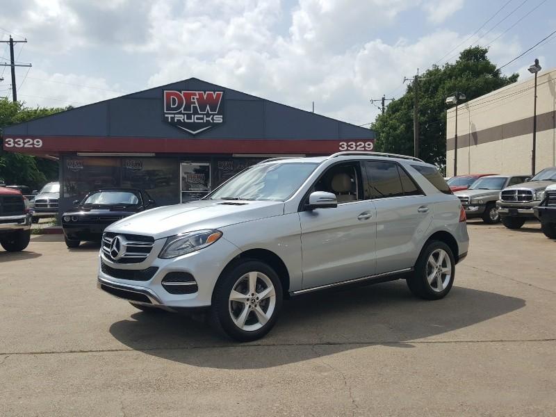 Mercedes-Benz GLE 2017 price $33,952