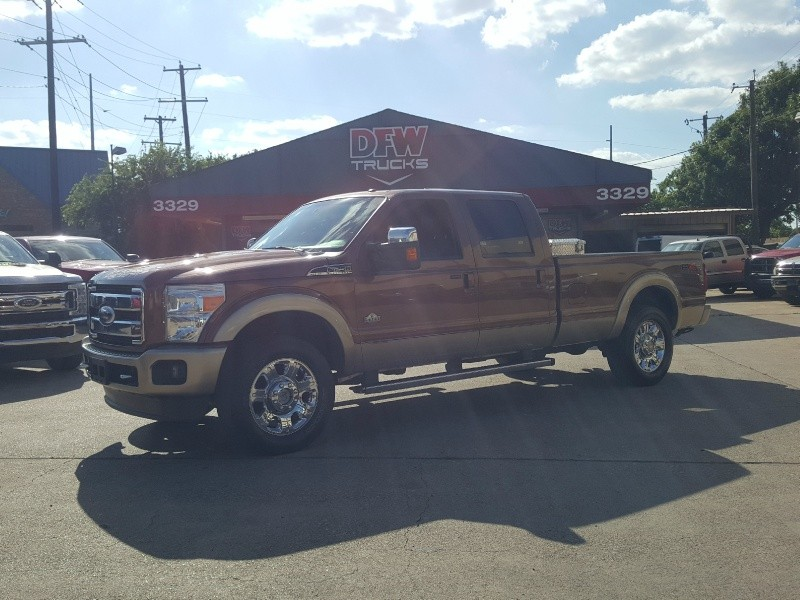 Ford F-250SD 2011 price $26,972