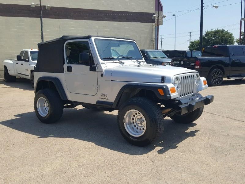 Jeep Wrangler 2006 price $11,984