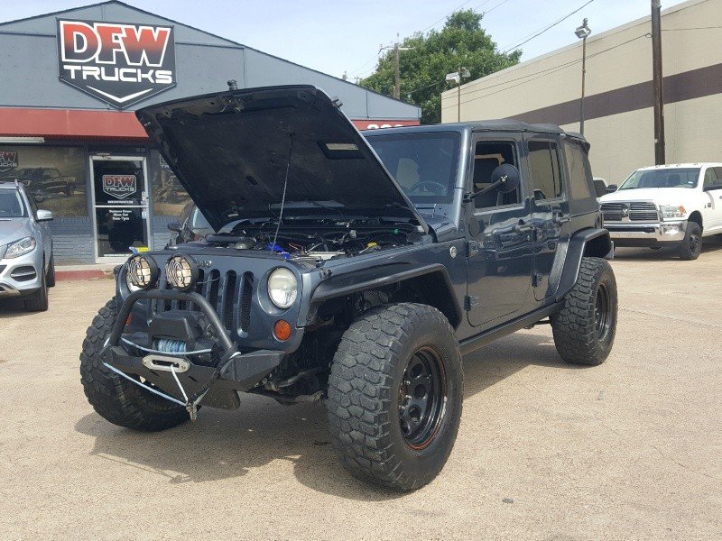 Jeep Wrangler 2008 price $15,549