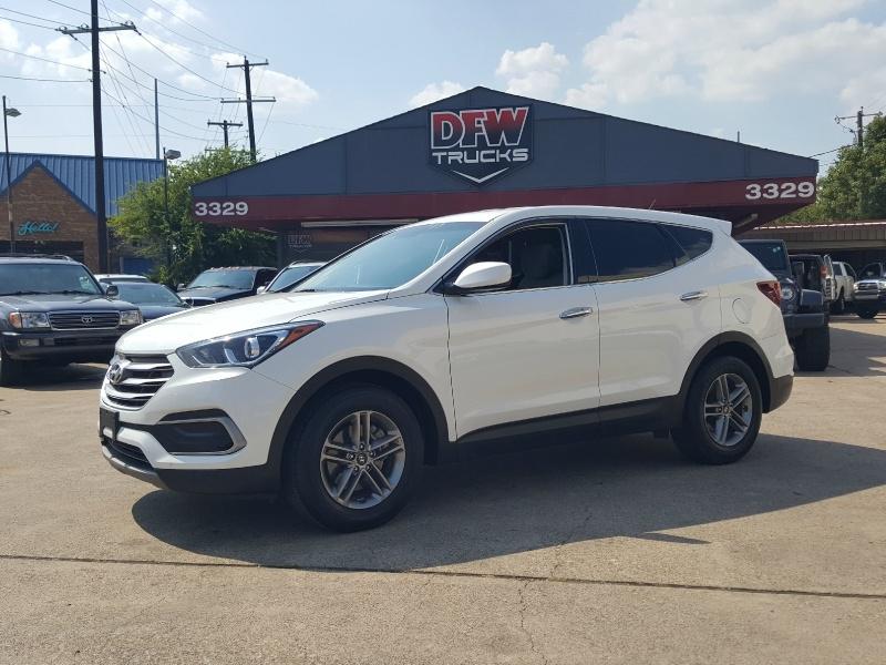 Hyundai Santa Fe Sport 2018 price Call for Pricing.