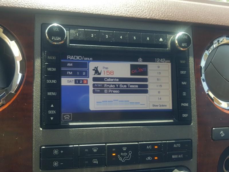 Ford Super Duty F-250 2011 price $33,661