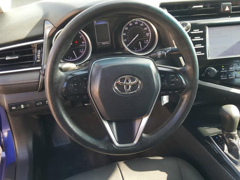 Toyota Camry 2018 price $15,986