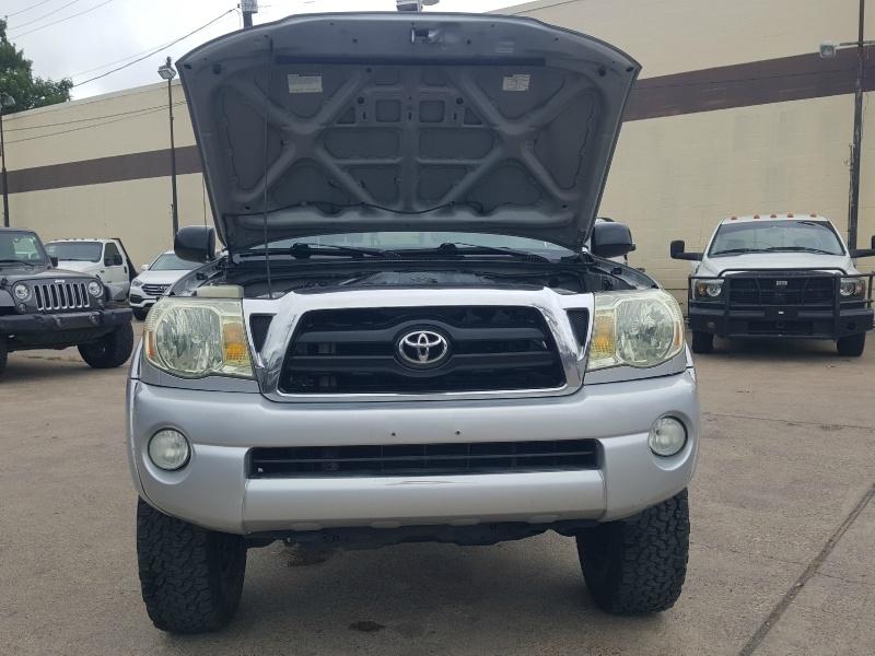 Toyota Tacoma 2007 price $10,982