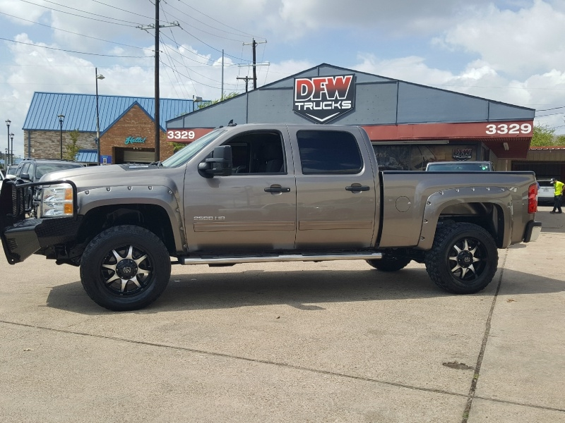 Chevrolet Silverado 2500HD 2014 price $27,972