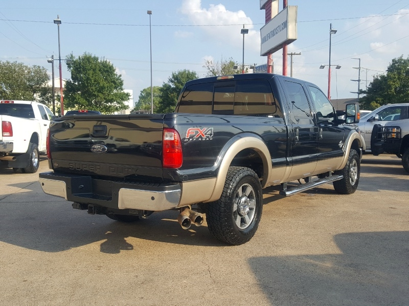 Ford F-250SD 2012 price $26,186