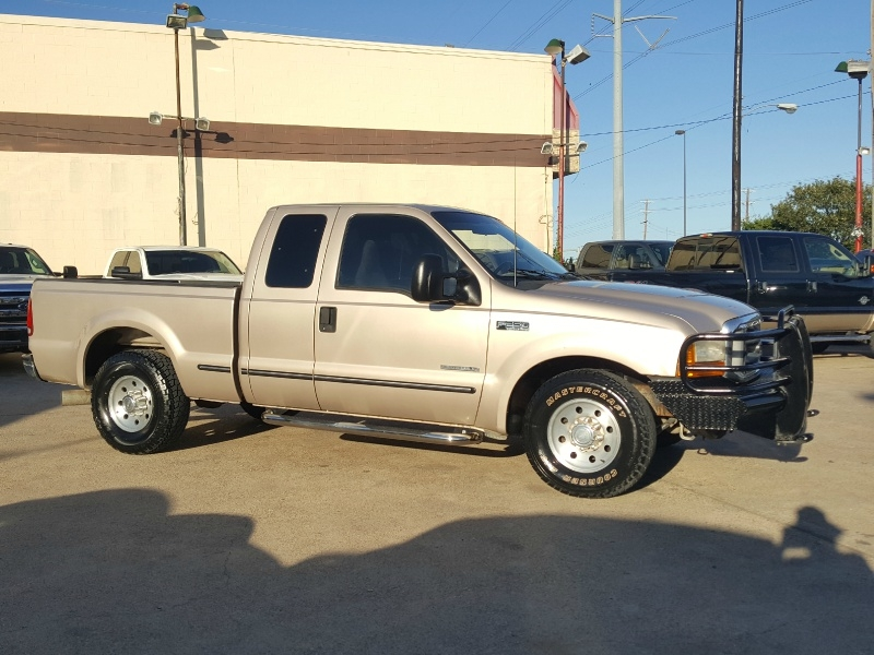 Ford F-250SD 1999 price $8,497