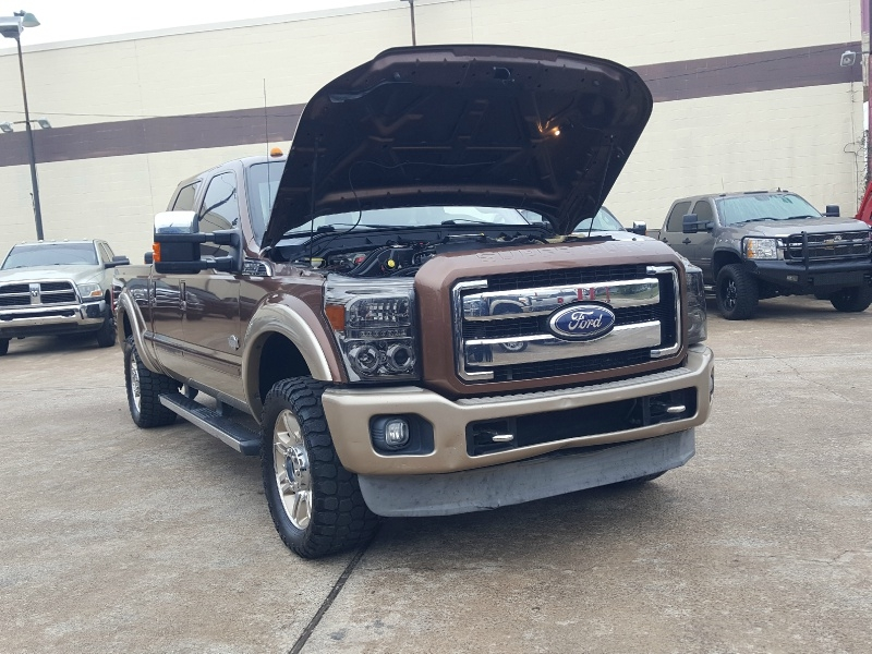 Ford F-250SD 2011 price $24,473