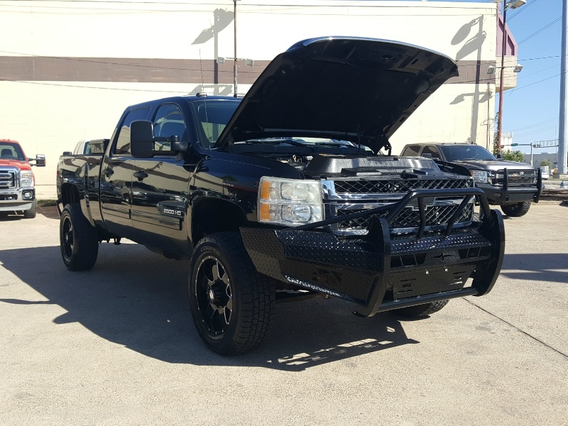Chevrolet Silverado 2500HD 2011 price $18,729