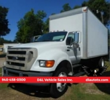 FORD F750 2005