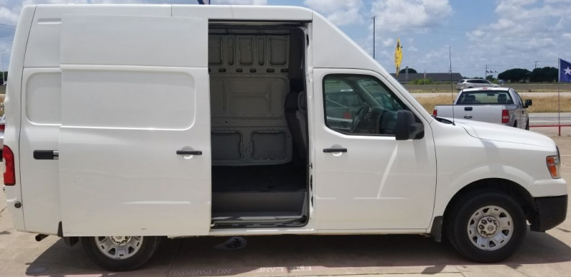 NISSAN NV HD 2012 price $9,995