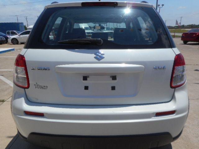 SUZUKI SX4 2009 price $4,950