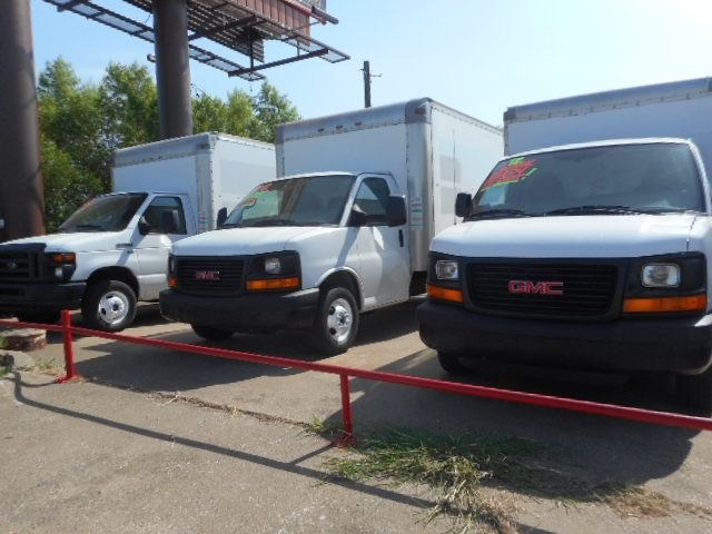 GMC SAVANA 2012 price
