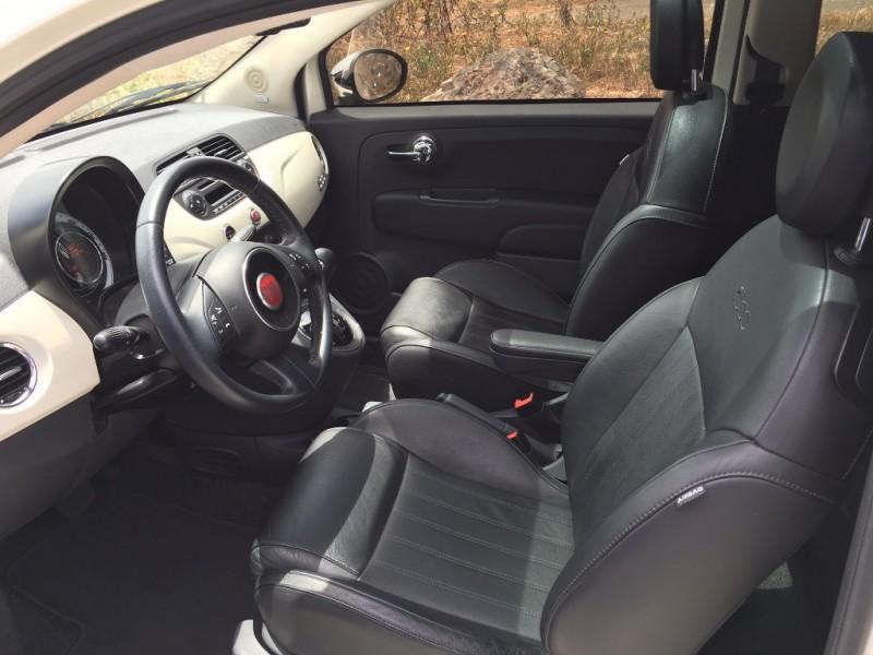 2012 Fiat 500 2dr HB Lounge