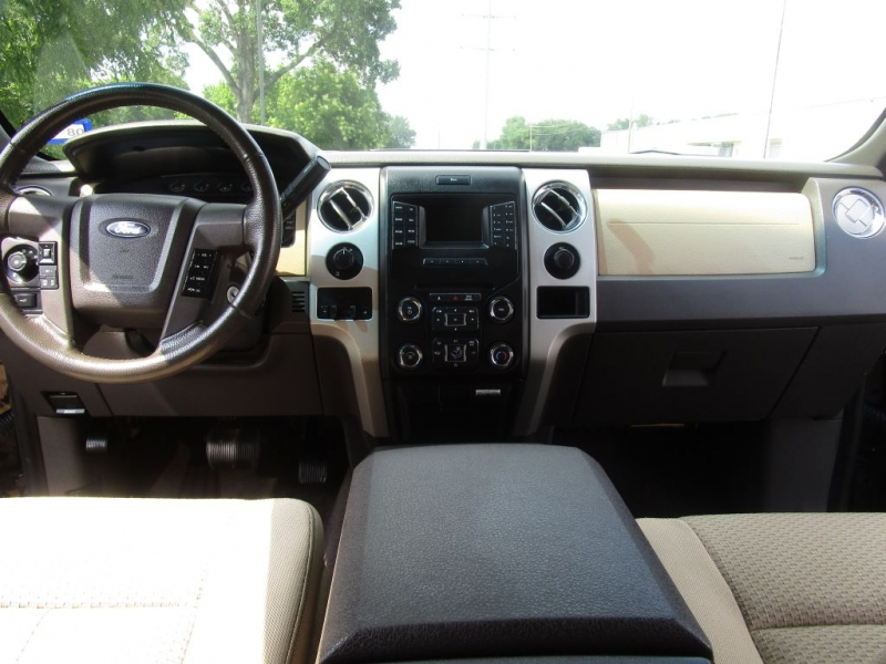 Ford F-150 2013 price $15,495