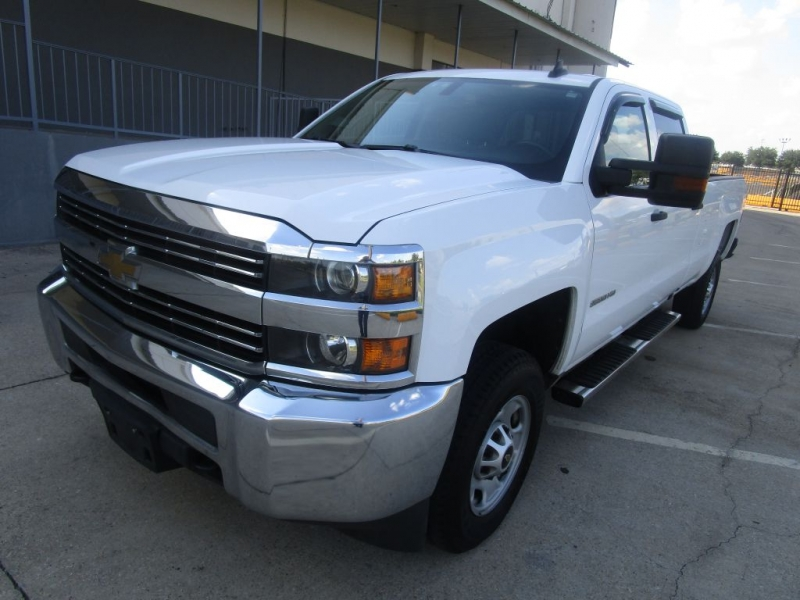 Chevrolet Silverado 2500HD 2016 price $15,995