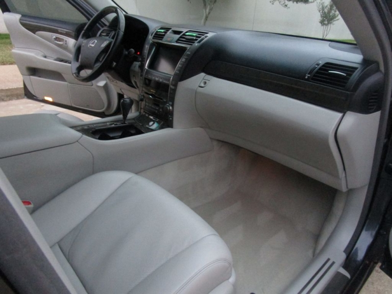 Lexus LS 460 2007 price $14,995