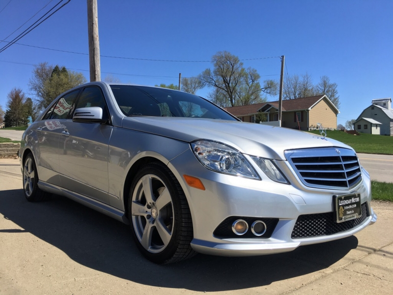 Mercedes-Benz E350 4MATIC 2010 price $10,950
