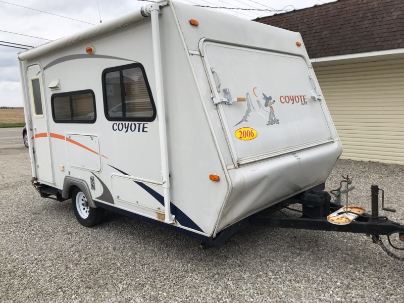 SPORTSMEN COYOTE 2006 price $2,450