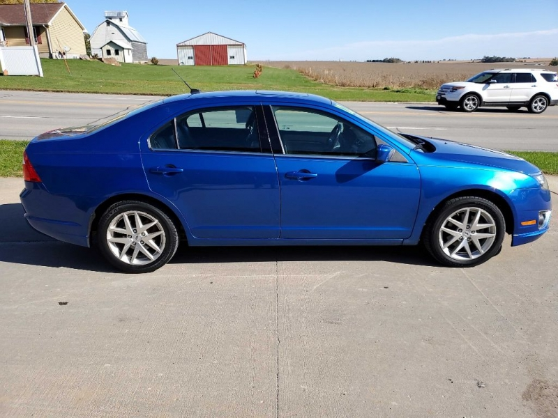 Ford Fusion 2012 price $5,850