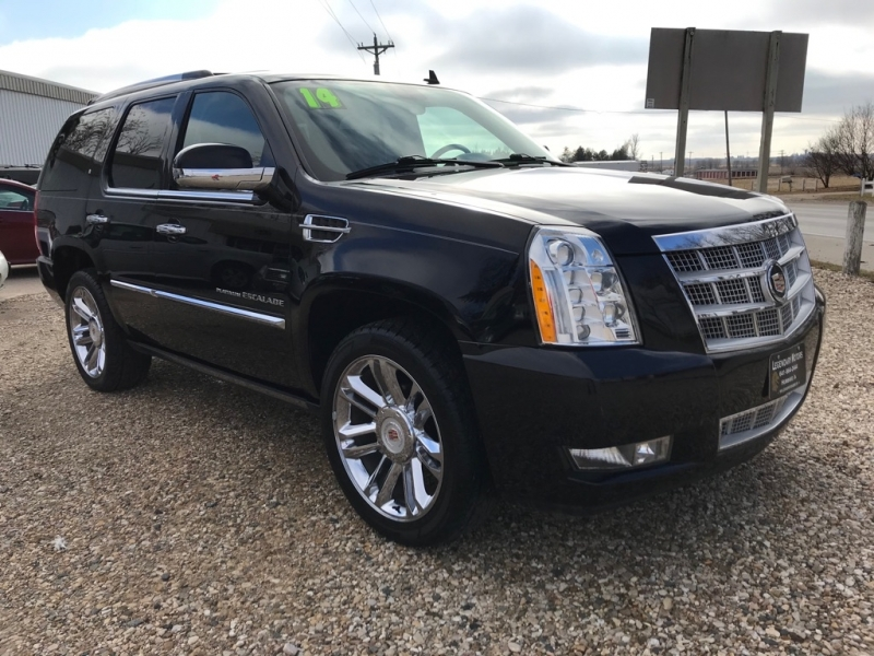 Cadillac ESCALADE 2014 price $26,950