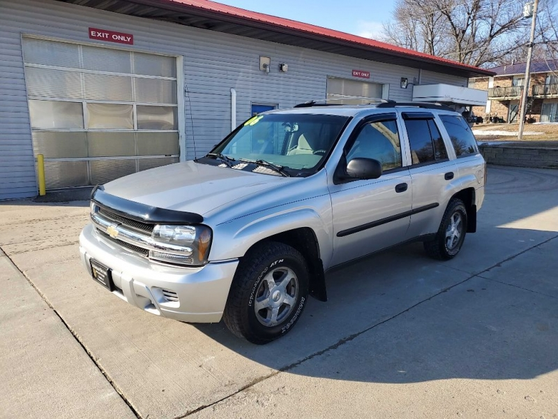 CHEVROLET TRAILBLAZER 2006 price $4,450