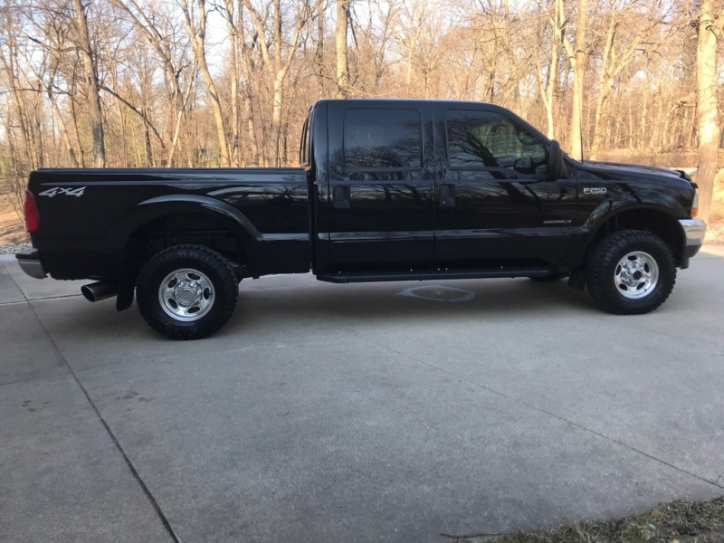 Ford F250 SUPER DUTY 2002 price $19,950