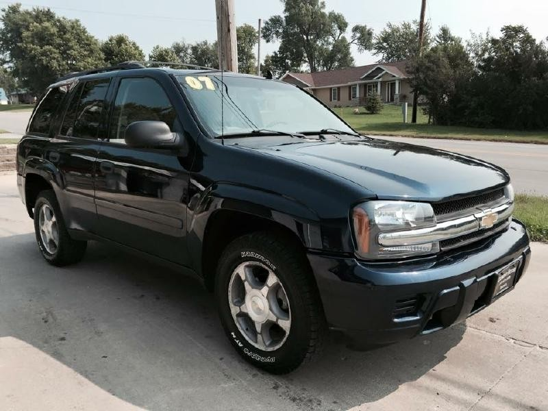CHEVROLET TRAILBLAZER 2007 price Call for Pricing.