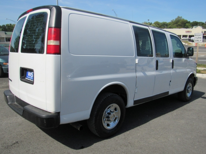Chevrolet Express Cargo Van 2008 price $9,995