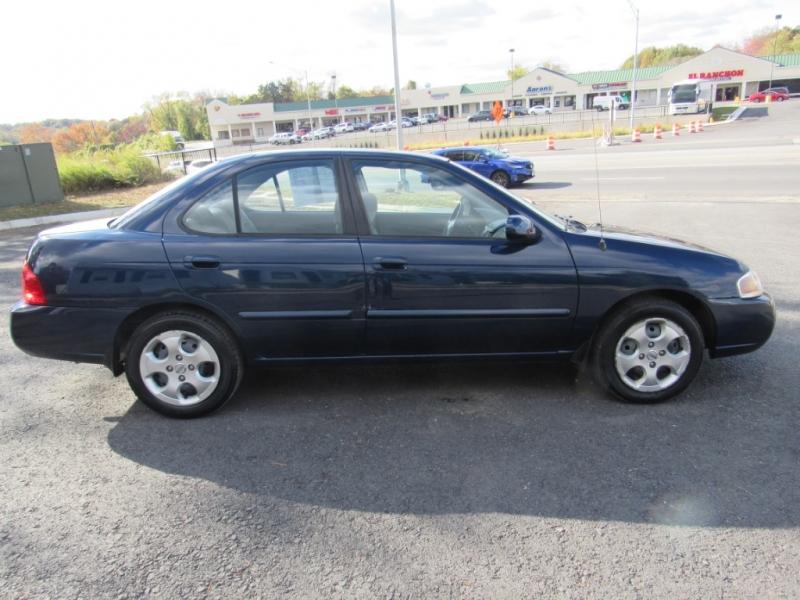 Nissan Sentra 2006 price $6,995