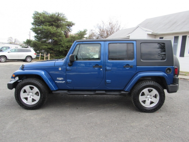 Jeep Wrangler Unlimited 2010 price $17,995