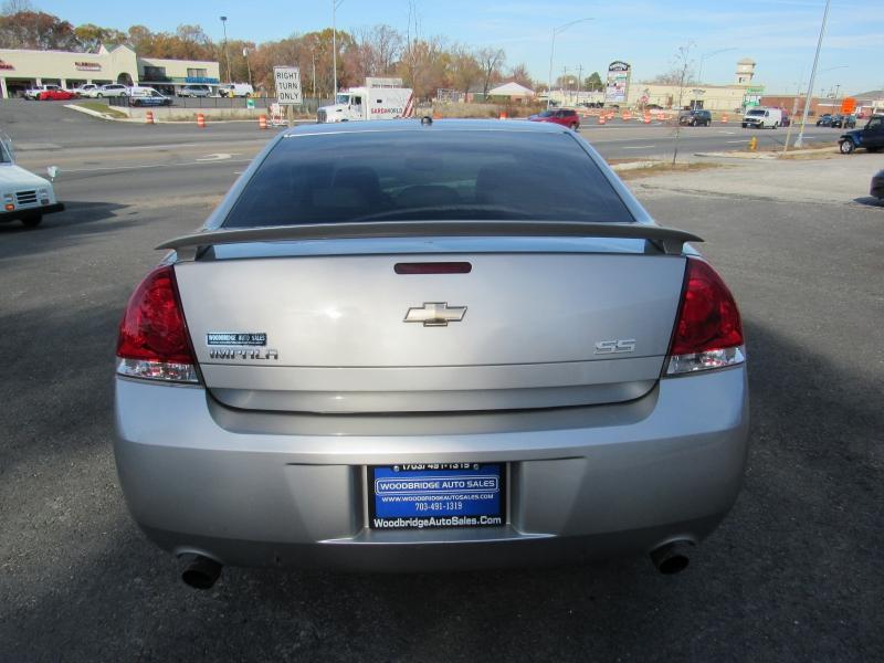 Chevrolet Impala 2006 price $6,395