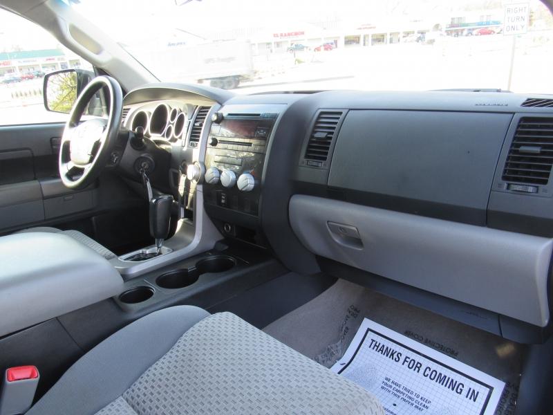 Toyota Tundra 4WD Truck 2010 price $10,995
