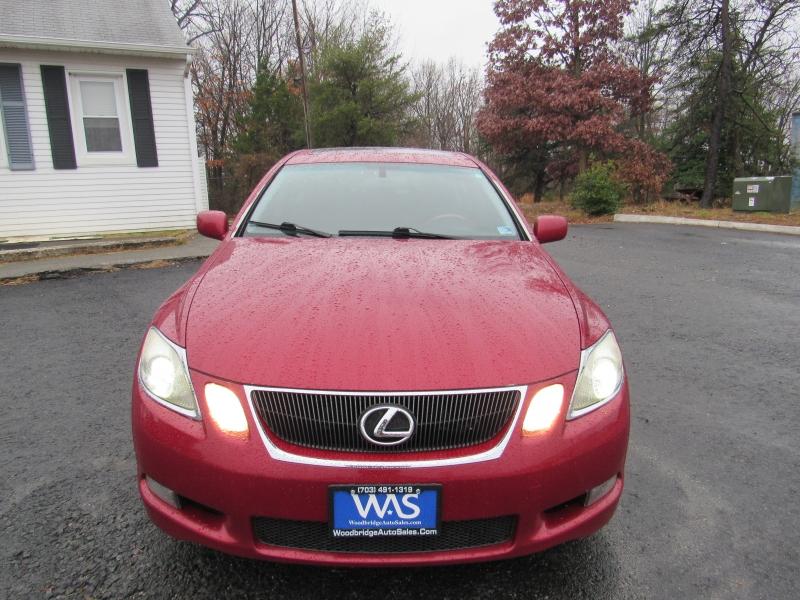 Lexus GS 350 2007 price $8,495