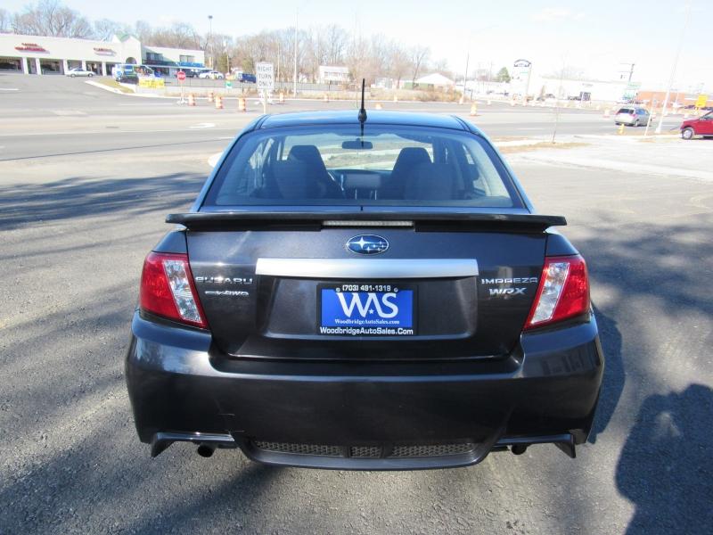 Subaru Impreza Sedan WRX 2011 price $9,995