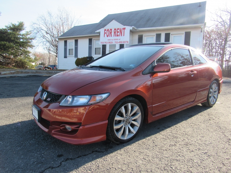 Honda Civic Cpe 2010 price $8,495