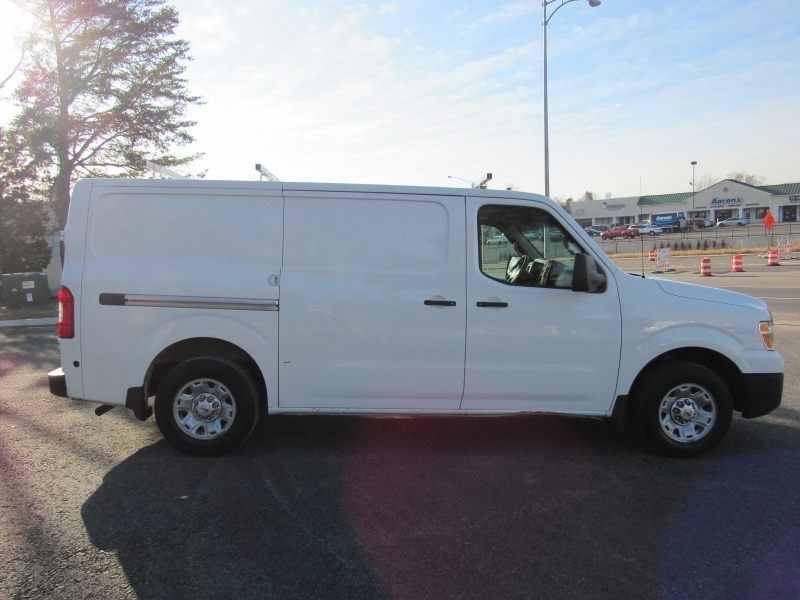 Nissan NV 2012 price $9,495
