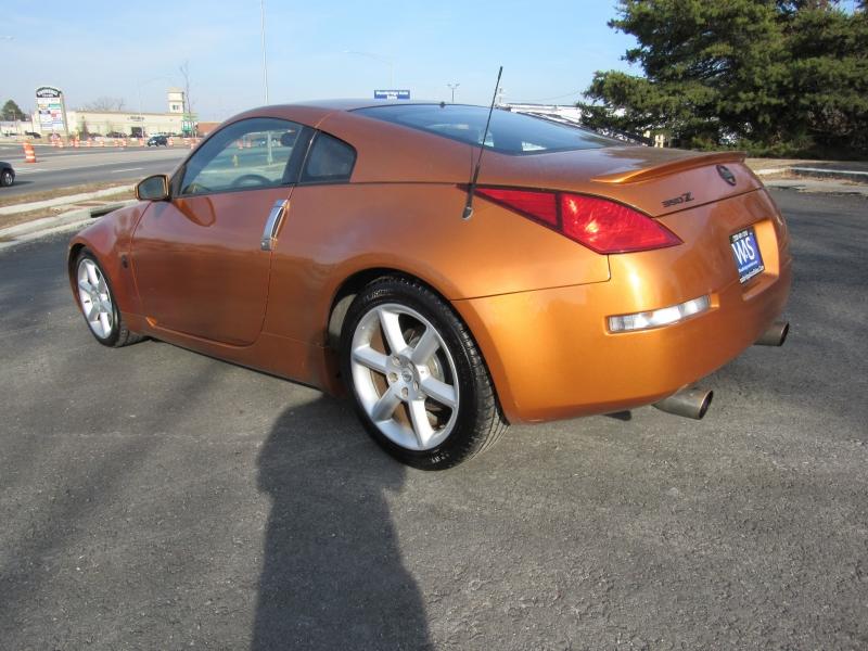 Nissan 350Z 2003 price $6,995