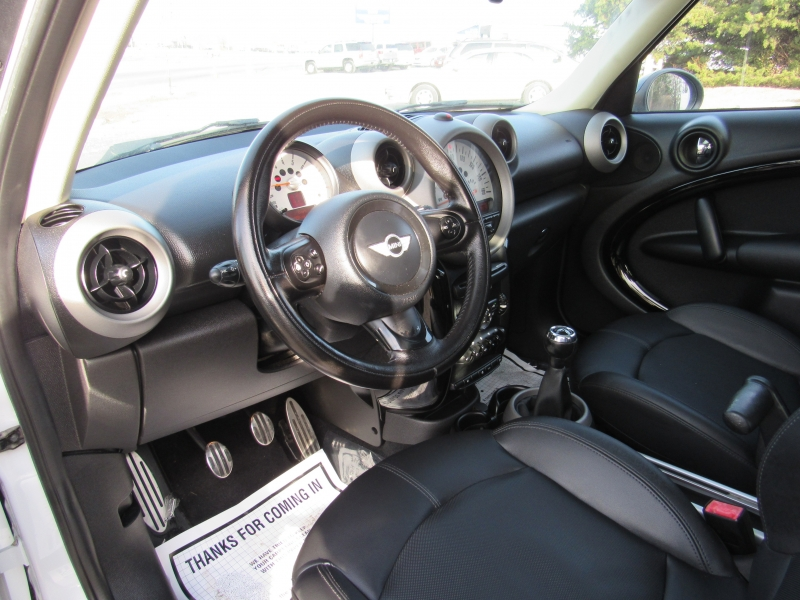 Mini Cooper Countryman 2012 price
