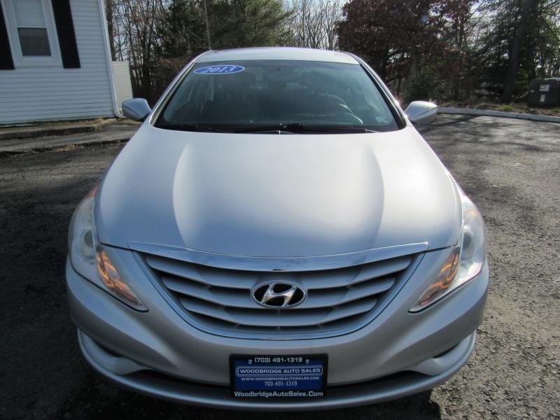 Hyundai Sonata 2013 price $8,495