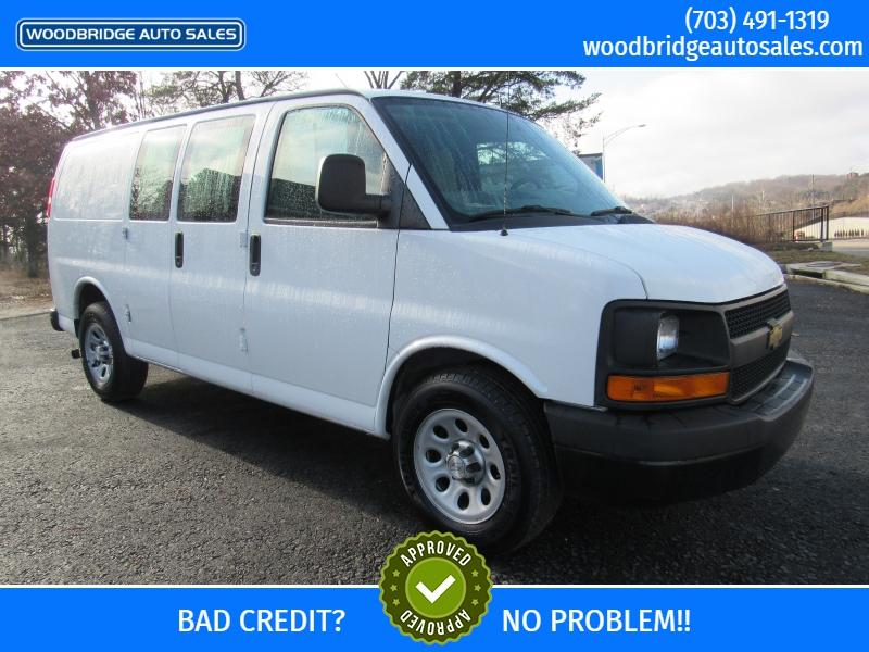Ford Econoline Cargo Van 2012 price $10,475