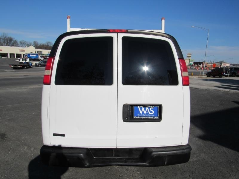 Chevrolet Express Cargo Van 2010 price $6,195