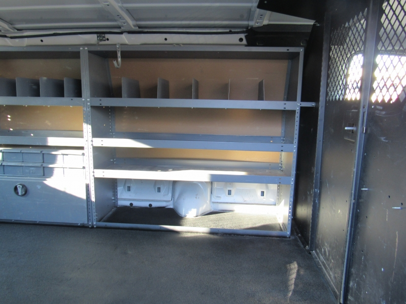 Ford Econoline Cargo Van 2012 price $9,695