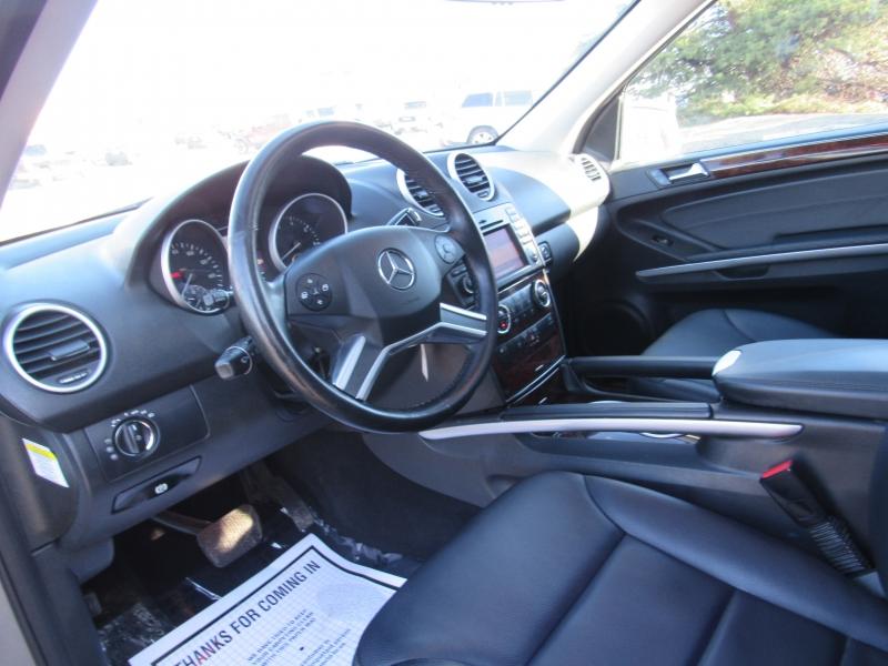 Mercedes-Benz M-Class 2011 price $9,495