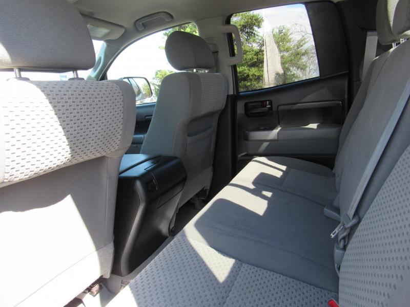 Toyota Tundra 4WD Truck 2010 price $0