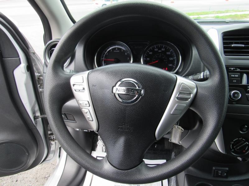 Nissan Versa 2018 price $9,995